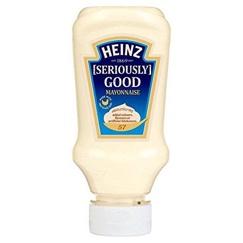 Heinz Seriously Good Mayonnaise - 220ml (7.44fl (Heinz Mayonnaise)