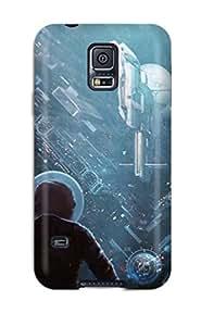 Luis Castro's Shop MarvinDGarcia Case Cover Protector Specially Made For Galaxy S5 Spaceship 3690621K21538982