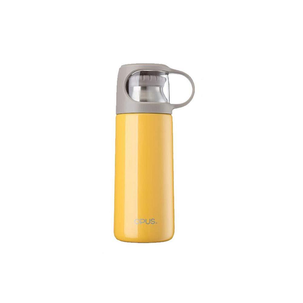 FF Thermos Tasse Edelstahl Isolierung Topf Ms Wasser Tasse Kinder Becher Gerade Cup Travel Pot Flasche