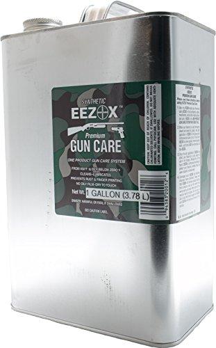 Eezox Premium Synthetic Gun Care (1 Gallon Can)