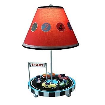 Cars Lámpara de escritorio para habitación de niños A POSER ...