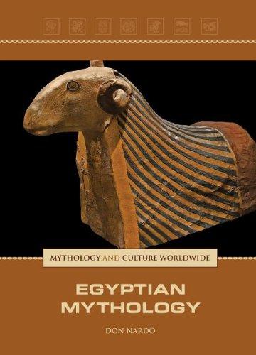 Download Egyptian Mythology (Mythology and Culture Worldwide) pdf