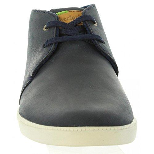 Timberland Herren Newmarket_Newmarket_Fulk LP Mid Chukka Boots Schwarz