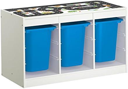 Muebles decorativo para Calles – Apto para Ikea Trofast ...