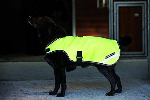 - Rambo Reflective Dog Blanket XXX-Large Yellow