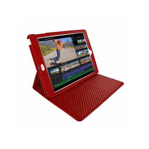 Piel Frama Cinema for Apple iPad Air (red) by Piel Frama