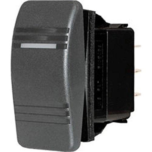 Blue Sea 8288 Water Resistant Contura Switch - Black Marine , Boating Equipment ()