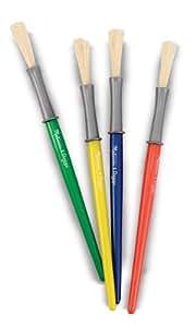 Melissa & Doug Medium Paintbrushes - Set of 4