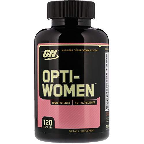 Optimum Nutrition Opti-Women( Multiple)120Caps