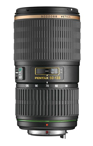 (Pentax SMC DA Series 50-135mm f/2.8 ED IF SDM Telephoto Zoom Lens for Pentax and Digital SLR Cameras)