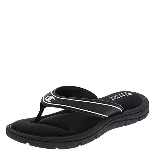 Champion Black Women's Renew Flip Flop 13 - Thongs Champion