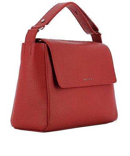 Rot Damen Handtaschen Leder 02006RED Orciani RUwan