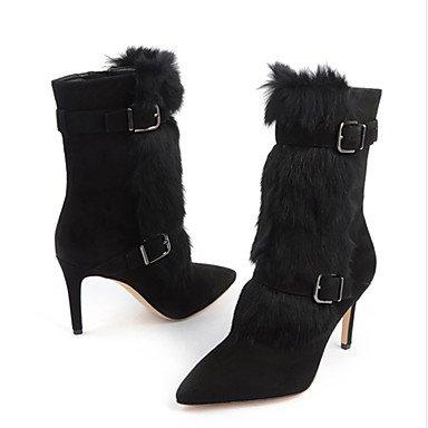 Similicuir Femme Chaussures Evénement Hiver Bottes formelles formelles Habillé Bottes amp; Bottes Chaussures la DESY la Mode Soirée à Mode à 8qx4UFWdw