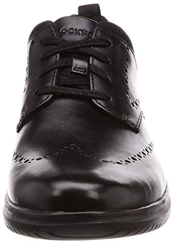 Black Black Black Schwarz Black Shoe Marathon Limited Derbys 2fast Rockport Herren Dressport wO8vvT