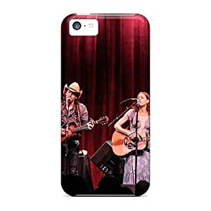Great Hard Phone Cases For Iphone 5c With Support Your Personal Customized HD Rolling Stones Series MansourMurray