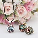 EUDORA Harmony Necklace Pregnancy Silver Plated