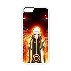 Naruto 005 iPhone 6 4.7 Inch Cell Phone Case White TPU Phone Case RV_606929