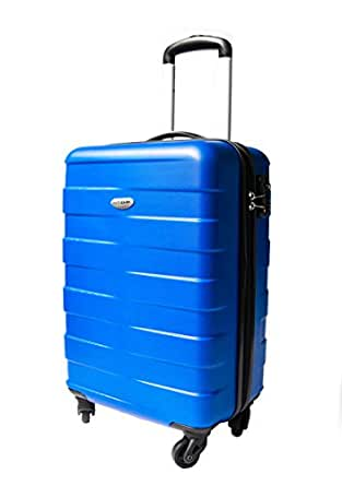 "Northpak Oslo 20"" Spinner, Blue (Blue) - DFR-1165-B"