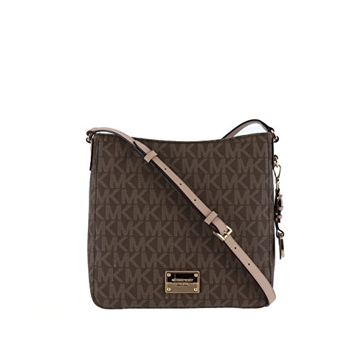 Michael Kors Jet Set Signature Large Cross-Body Bag, 30F6GTVM3B - Michael Usa Kors Online