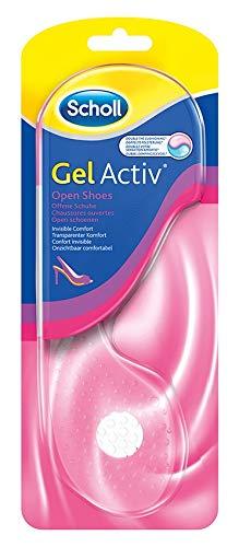 Scholl Gel Activ Einlegesohlen für offene Schuhe