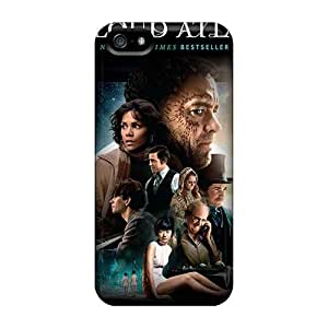 Shock Absorption Hard Cell-phone Case For Iphone 5/5s With Allow Personal Design Fashion Strange Magic Pictures AlissaDubois
