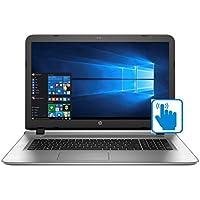 HP Envy 17t 17.3 Full HD High Performance Touchscreen Laptop PC (6th Gen i7-6700HQ Quad-Core Processor, 16GB RAM, 512GB SSD, DVD Burner, Backlit Keyboard, Windows 10)