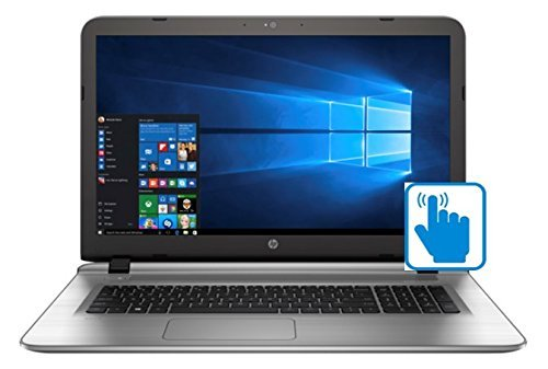 "HP Envy 17t 17.3"" Full HD High Performance Touchscreen Laptop PC (6th Gen i7-6700HQ Quad-Core Processor, 16GB RAM, 1TB HDD,DVD Burner, Backlit Keyboard, Windows 10)"