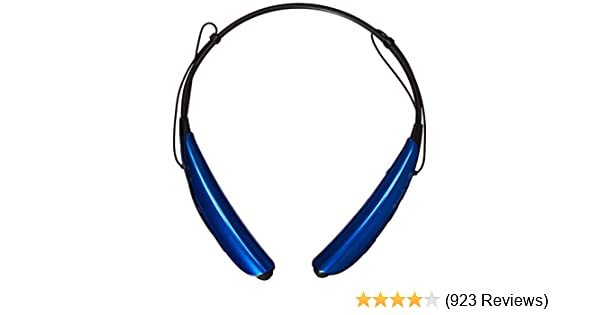 Amazon.com: LG Tone Pro HBS-750 Bluetooth Headset Blue: Cell Phones & Accessories