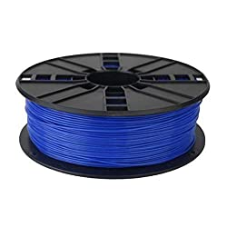 Perfect Print Technology Blue PLA Filament 1.75mm 1kg Spool - #1 Best Accuracy +/-0.05mm - Compatible With All Major 3D Printers - Perfect Print Every Time - 100% Happiness Guaranteed + BONUS Files