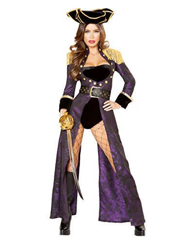 Confidential Society Sexy Pirate Queen Costume -