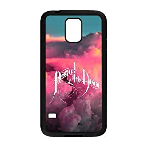 Custom Panic At The Disco Back Case Protector Cover For Samsung Galaxy S5 TPU