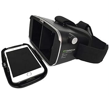 3d-tv-brillen & -zubehör Virtual Reality 3d-brille Für Samsung Galaxy S7 S6 Edge Plus Android 3d Vr-box SchöN In Farbe Handy-zubehör