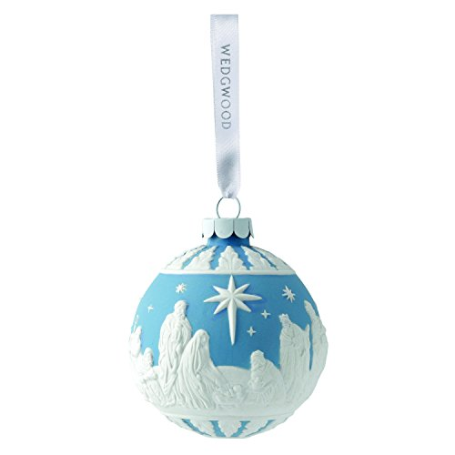 Wedgwood Nativity, Blue by Wedgwood