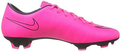 NikeMercurial Victory V FG - zapatillas de fútbol Hombre Pink