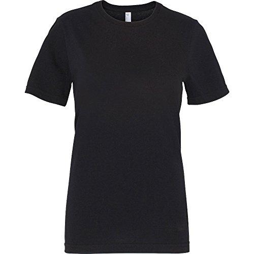 da a classica americana 100 cotone shirt T in donna maglia cqOwRcgC