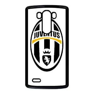 Custom LG G3 Phone Case For Juventus Champions Of Italy Design Black Side Plastic Cover Accessory