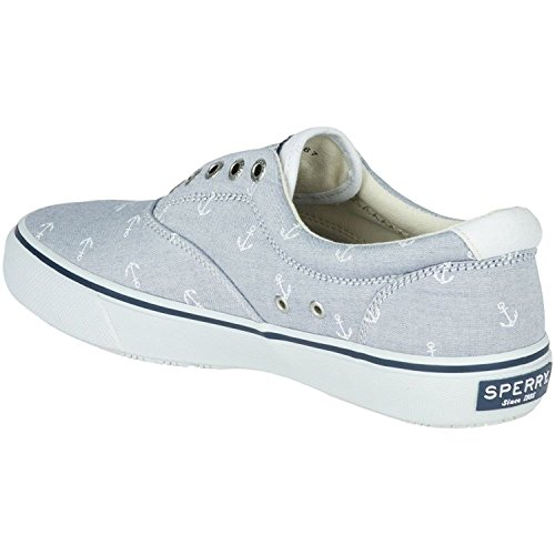 Sperry Top-sider Heren Striper Ll Cvo Fashion Sneaker (anker) Marine