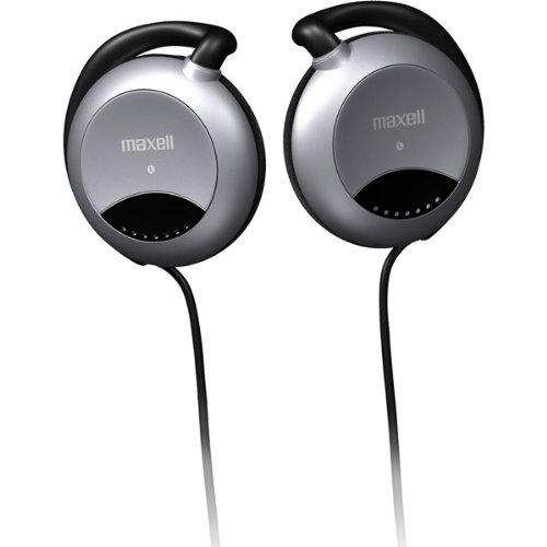 Stereo Clip Headphone Ear Maxell (MAXELL 190561 EC-150 Stereo Ear Clips)