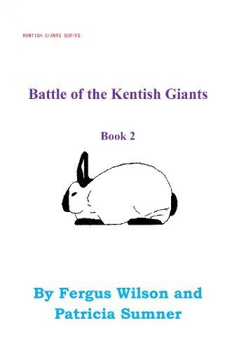 Battle of the Kentish Giants (Kentish Giants Series, Book 2)
