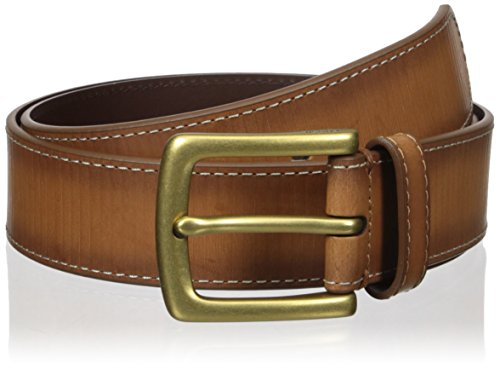 Fossil Mens Remy Allover Emboss Belt