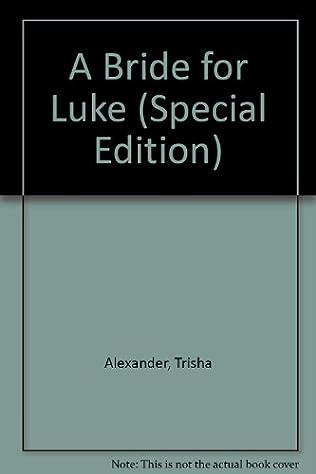 book cover of A Bride for Luke