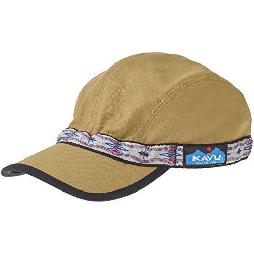 KAVU Strap Cap Khaki Assorted, M