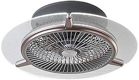 Ventilador de techo multifunción, ventilador de techo LED, motor silencioso, lámpara LED regulable con alas Ventilador Ventilador de techo Ventilador de techo ajustable