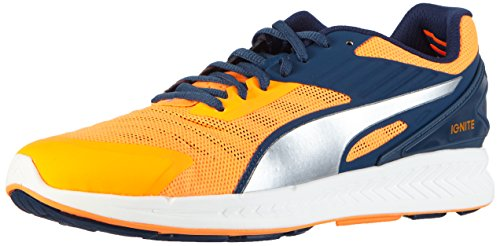 puma orange Naranja Teal Zapatillas V2 Pop De Para blue Silver Wing Hombre 03 Puma Ignite Running Orange 0zwqEq6O