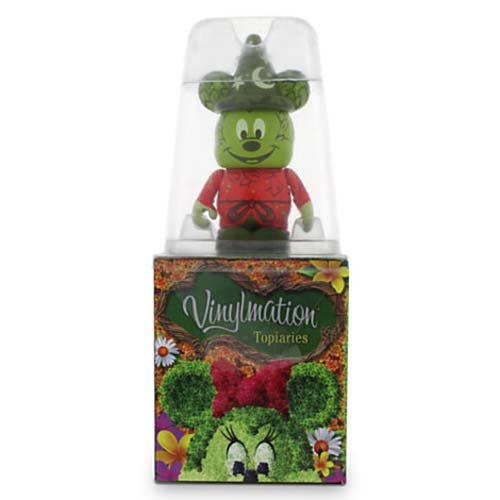 Disney Topiaries Vinylmation Sealed Unopened Box with Mickey Topper!