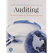 Auditing: The Art and Science of Assurance Engagements, Fourteenth Canadian Edition Plus MyLab Accounting with Pearson eText -- Access Card Package (14th Edition)