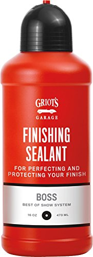 Speed Finishing - Griot's Garage B140P BOSS Finishing Sealant 16oz