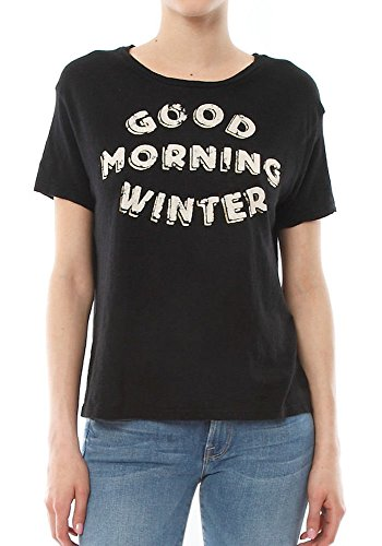 "Sundry ""Good Morning Winter"" Tee, 0/XS"