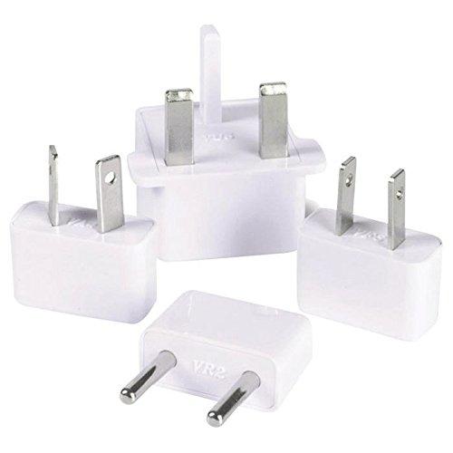 - Universal Travel Adapter Plug Kit