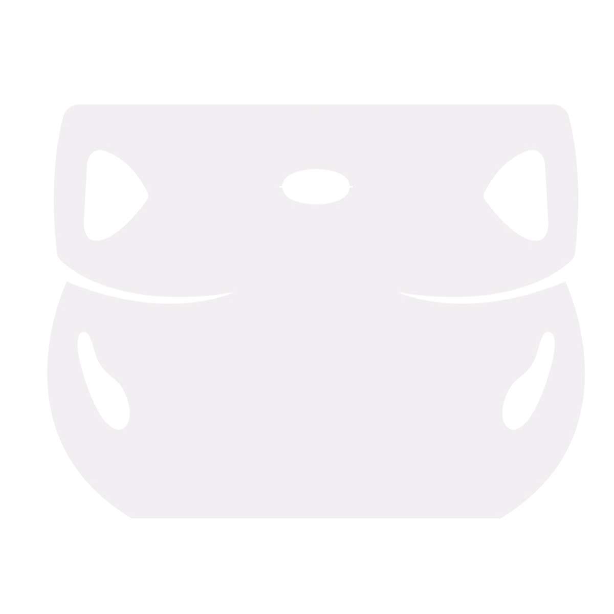 Sarplle Máscaras faciales en Forma de V Máscara Facial V ...